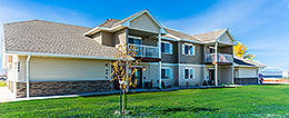 RPS Legacy Properties - North Dakota Residential Townhomes